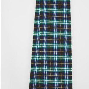 Burberry Wool scarf made in Scotland